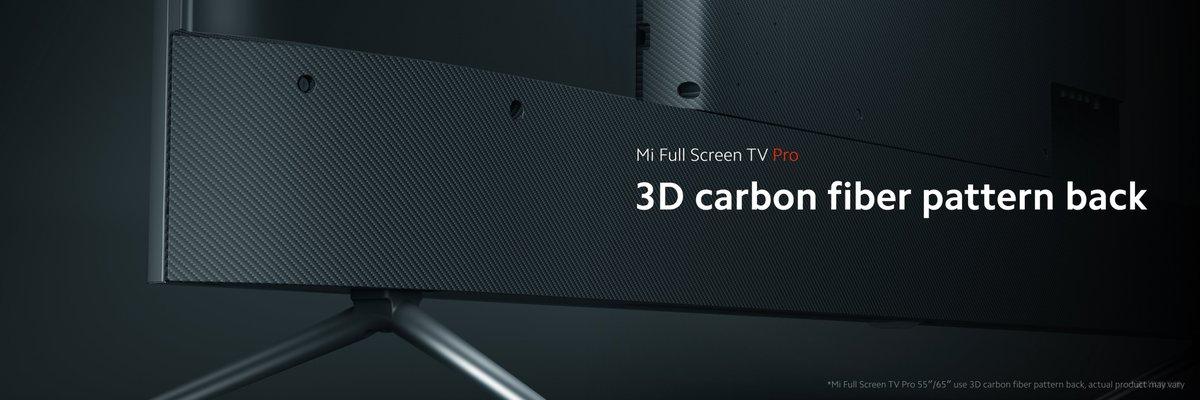 تلویزیون شیائومی Mi TV Pro با پشتیبانی از محتوای 8K معرفی شد