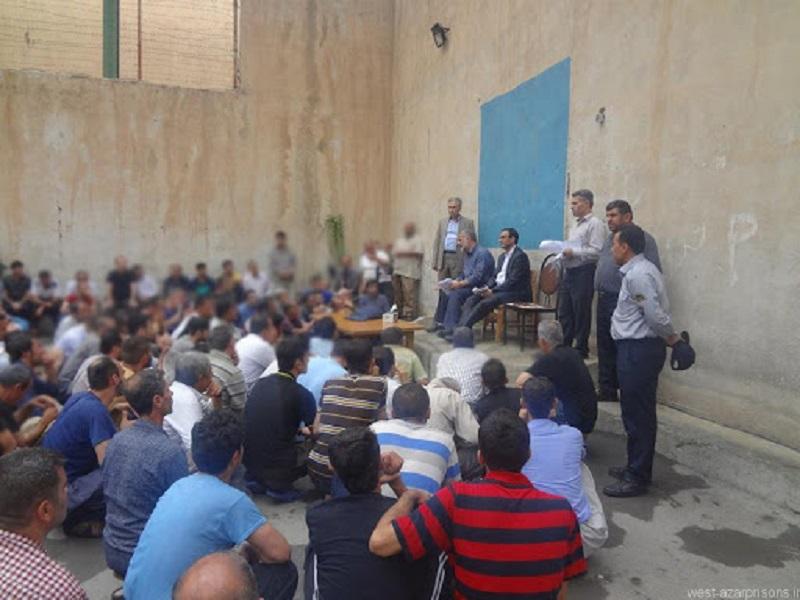بر خلاف جنجال رسانه ای ضد انقلاب، زندان مهاباد در آرامش است