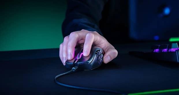 ماوس گیمینگ ریزر Naga X با ۱۲ دکمه سفارشی معرفی شد