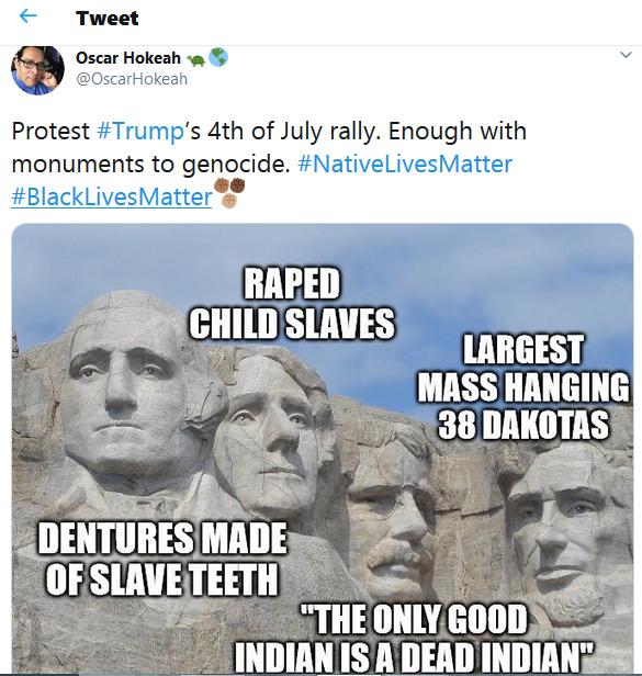بنیانگذار رژیم آمریکا به کودکان برده تجاوز میکرد!