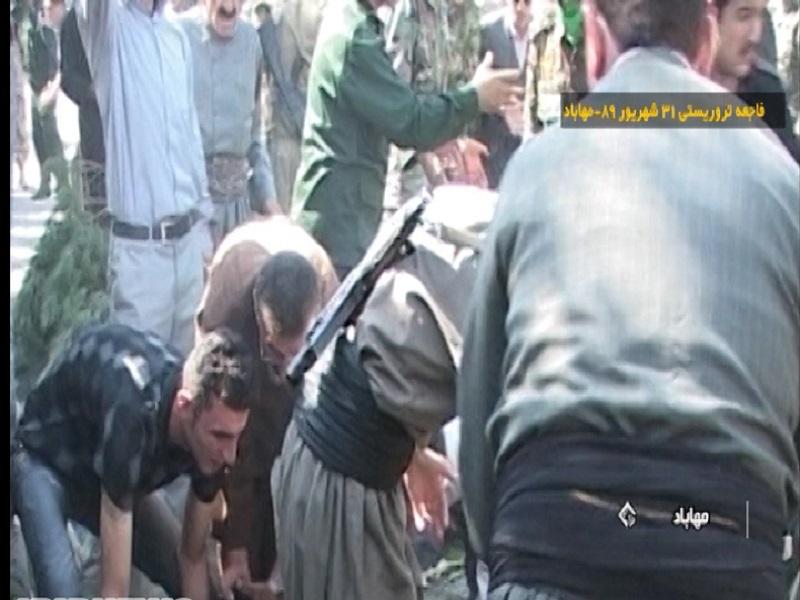 پاتک وزارت اطلاعات به گروهک تروریستی کومله