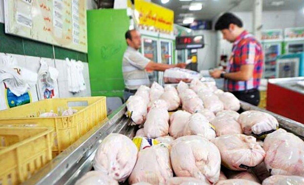 همدستی مرغ ها با دولت علیه مردم