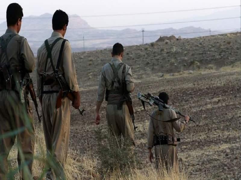 هلاکت 4 عضو گروهک تروریستی پژاک/ انهدام کامل تیم تروریستی حزب حیات آزاد کردستان