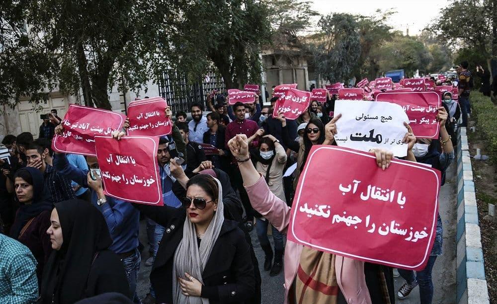 پیام آنچه در کفِ خیابانهای خوزستان گذشت، چیست؟