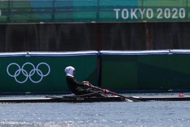 درخشش بانوی قایقران و تلخترین روز تکواندو در ادوار المپیک