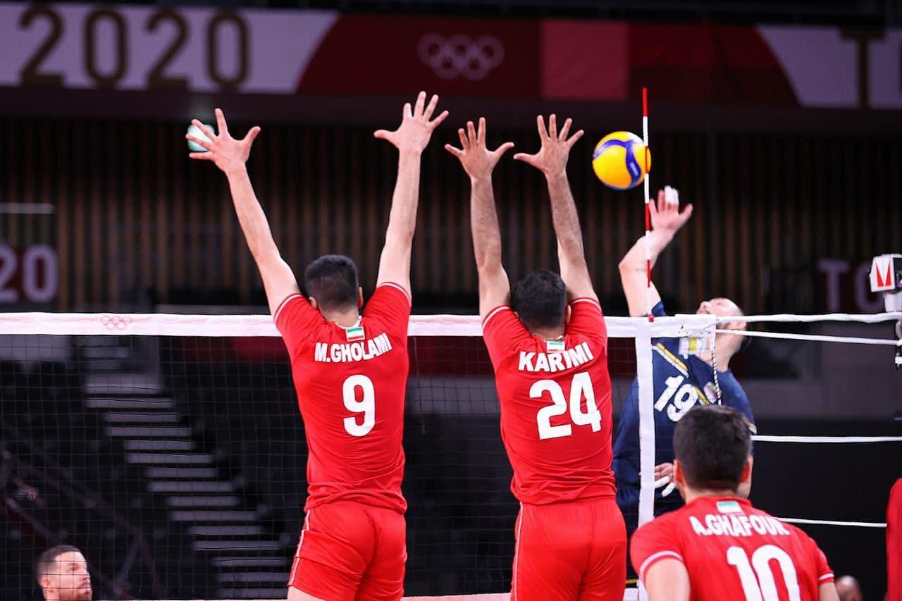 والیبال ایران و یک کابوس مشترک برای رقبا (عکس)