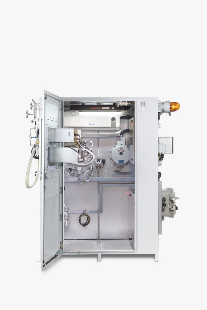 تولید قطعات آنالایزر ایرانی در شرکت پیرامون سیستم قشم، که تنها سه شرکت در دنیا دارند/پیرامون سیستم قشم؛  نخستین طراح و سازنده سیستمهای آنالایزر فرآیندی