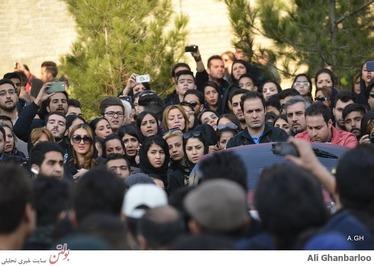 تشییع جنازه پاشایی
