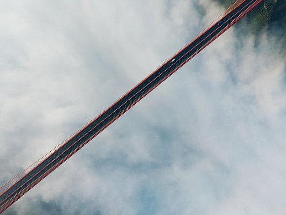 4. بر فراز پل | برنده مقام اول در بخش عکاسی علاقه مندان به زیبایی