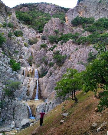 آبشار سوله، نورآباد  #لرستان